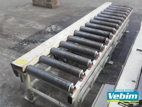 2001 Roller conveyor in Kortrijk,