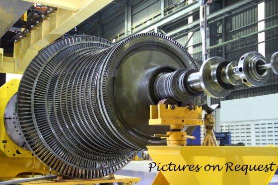 2007 3 x GE PG 6581 B Gas Turbo-Generators (42MW each) in
