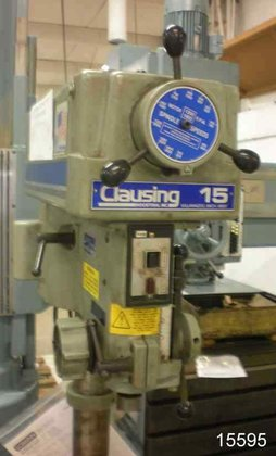 1995 CLAUSING DRILLS in Dodge
