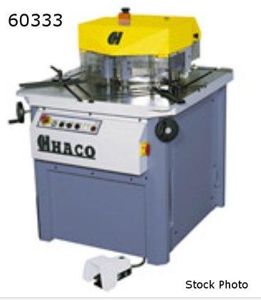 HACO ATLANTIC COMBI 220/6 NOTCHER