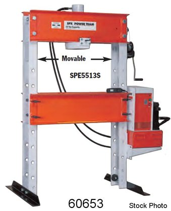 SPX POWER TEAM SPE5513D PRESSES
