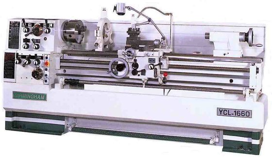 BIRMINGHAM YCL1660 LATHES in Dodge