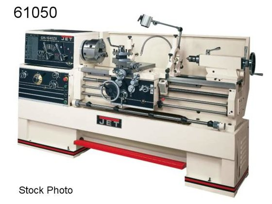 JET 321439 GH-1640ZX LATHES in
