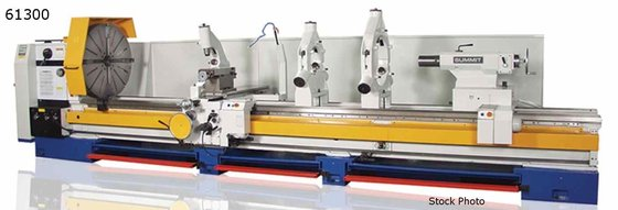 SUMMIT BIG SWING 35-120 LATHES