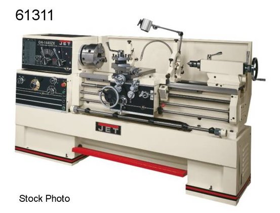 JET 321467 GH-1440ZX LATHES in