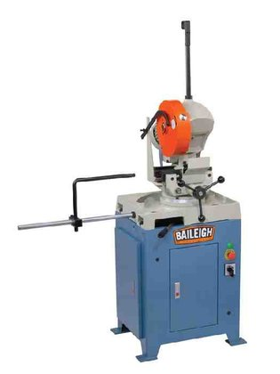 BAILEIGH CS-275M MANUAL COLD SAWS