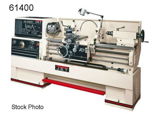 JET 321463 GH-1860ZX LATHES in