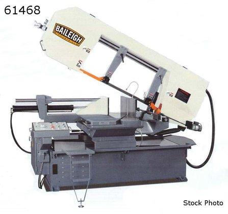 BAILEIGH BS-24SA-DM SEMI-AUTO SAWS in