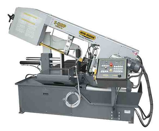 HYD-MECH S-20P BANDSAW in Dodge