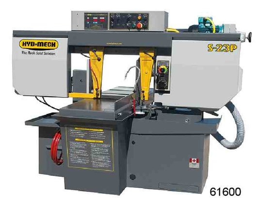 HYD-MECH S-23P BANDSAW in Dodge