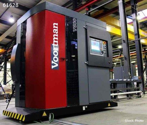 VOORTMAN V600 BEAM DRILLING BEAM