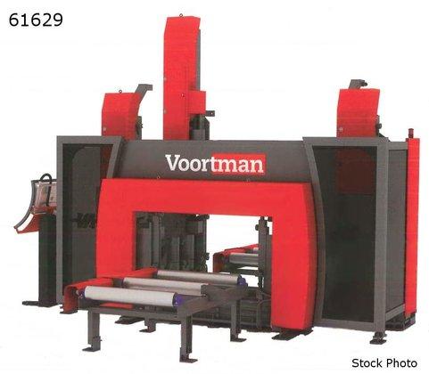 VOORTMAN V630/1000 BEAM BEAM LINES