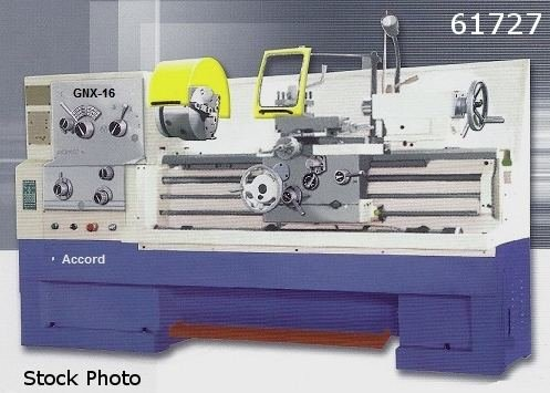 ACCORD GNX-1660 LATHES in Dodge