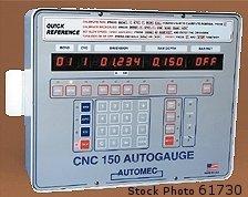 AUTOMEC CNC 150/HD BRAKES in