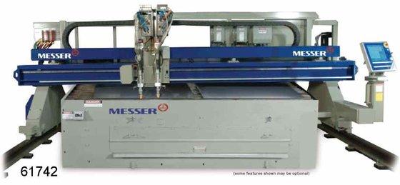 MESSER MPC2000 PLASMA PLASMA, BURN,
