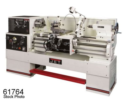 JET 321930 GH-1640ZX LATHES in