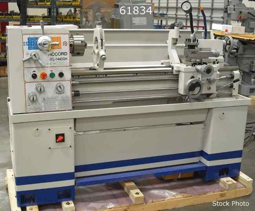 ACCORD AYL-1440GH LATHES in Dodge