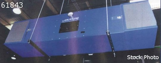 AIR KING DUST COLLECTORS in