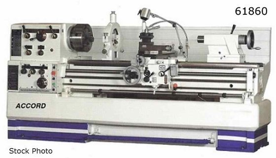 ACCORD AYL-2260GH LATHES in Dodge