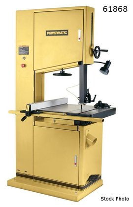 POWERMATIC 1791257:2013 BANDSAW in Dodge