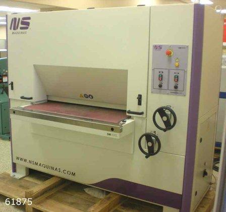 NS MAQUINAS DM1100 C FINISHERS