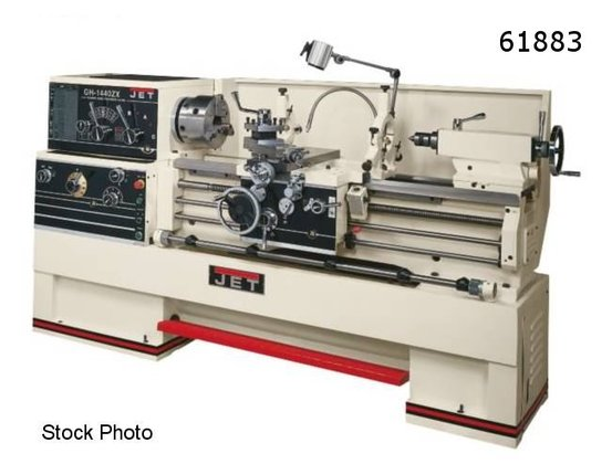 JET 321910 GH-1440ZX LATHES in