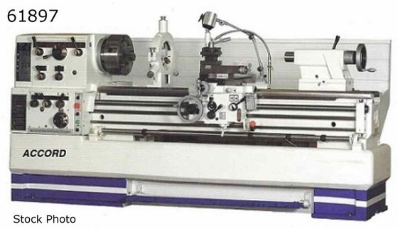 ACCORD AYL-2280 GH LATHES in