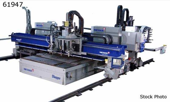 MESSER TMC4500 DB PLASMA in