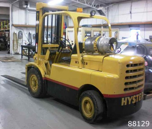 HYSTER MATERIAL HANDLING in Dodge