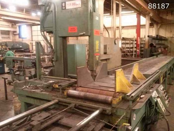 1997 WF WELLS SAWS in