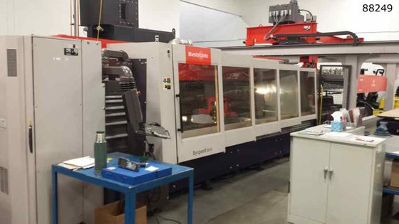 2007 BYSTRONIC BYSPEED 3015 LASER