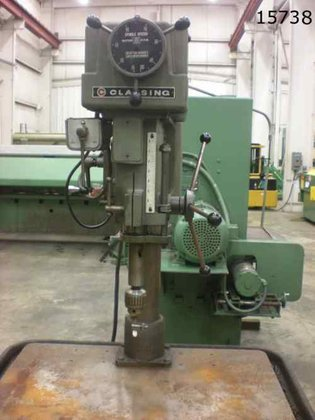 CLAUSING 2286 DRILL PRESS in
