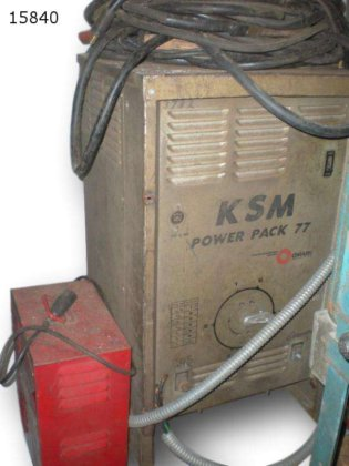 NELSON STUD WELDER KSM POWER