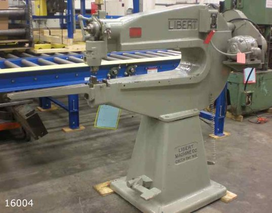 LIBERT 1036 CIRCLE SHEAR in