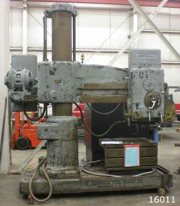 AMERICAN HOLE WIZARD RADIAL ARM
