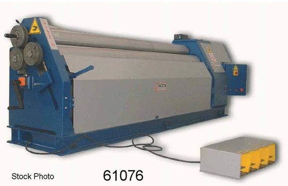 FACCIN ASI/M1515 PLATE ROLL in