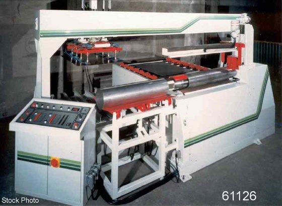 FACCIN HCU200X2 PLATE ROLL in