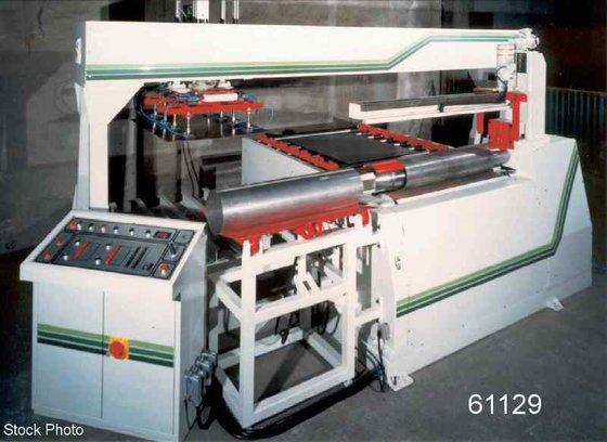FACCIN HCU500X4 PLATE ROLL in