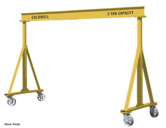 CALDWELL KRANE KING FIXED GANTRY