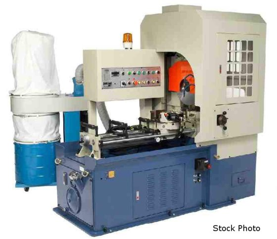 BAILEIGH CS-400AV COLD SAW in