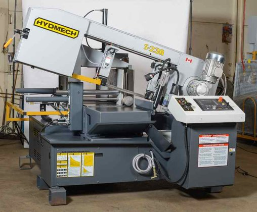 HYD-MECH S-23A BANDSAW in Dodge