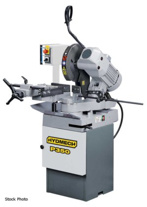 HYD-MECH P350 PIVOT COLD SAW