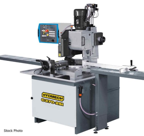 HYD-MECH C370-2SI COLD SAW in