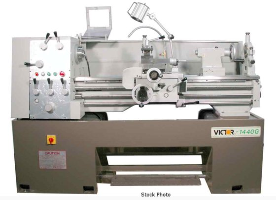 VICTOR 1440GVS LATHE in Dodge