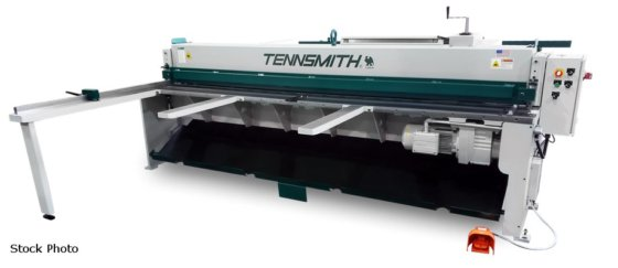 TENNSMITH LM410 MECHANICAL SHEAR in