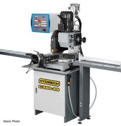 HYD-MECH C350-2S COLD SAW in
