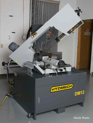 HYD-MECH DM-12 BANDSAW in Dodge