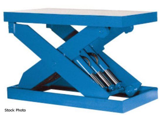 ADVANCE LIFTS HD-1036 LIFT TABLE