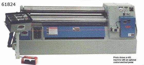 WALDEMAR 403-8-8 PLATE ROLL in