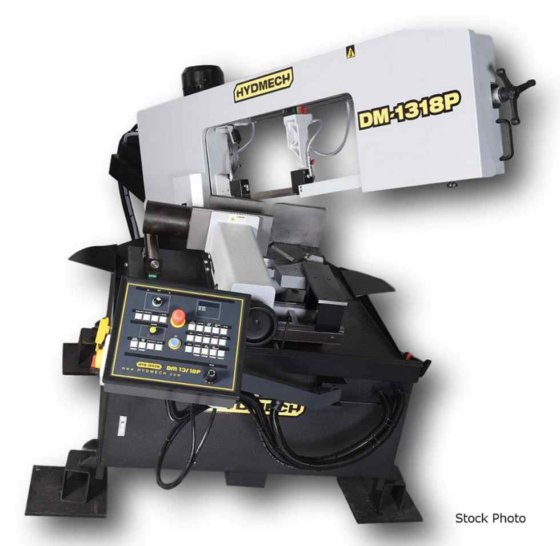 HYD-MECH DM-1318P BAND SAW in